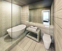 Dumbo Loft Bathroom
