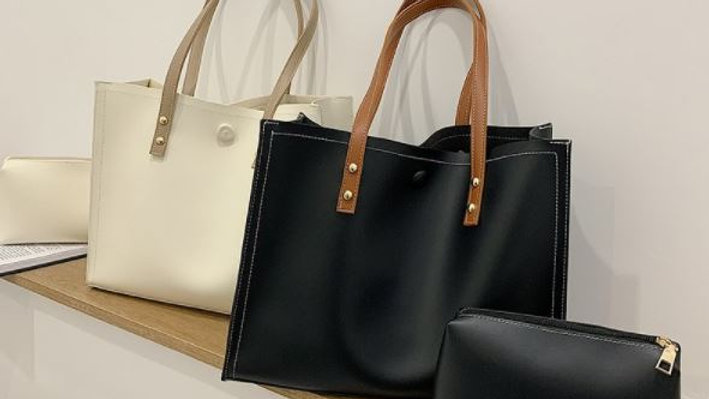 Bolsa Tote Bag Básica