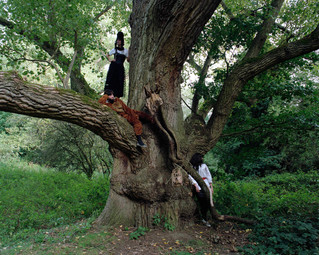 Hide & Seek with Harland & Johnson at Next to Nothing. Hampstead Heath Art Scavenger Hunt, L