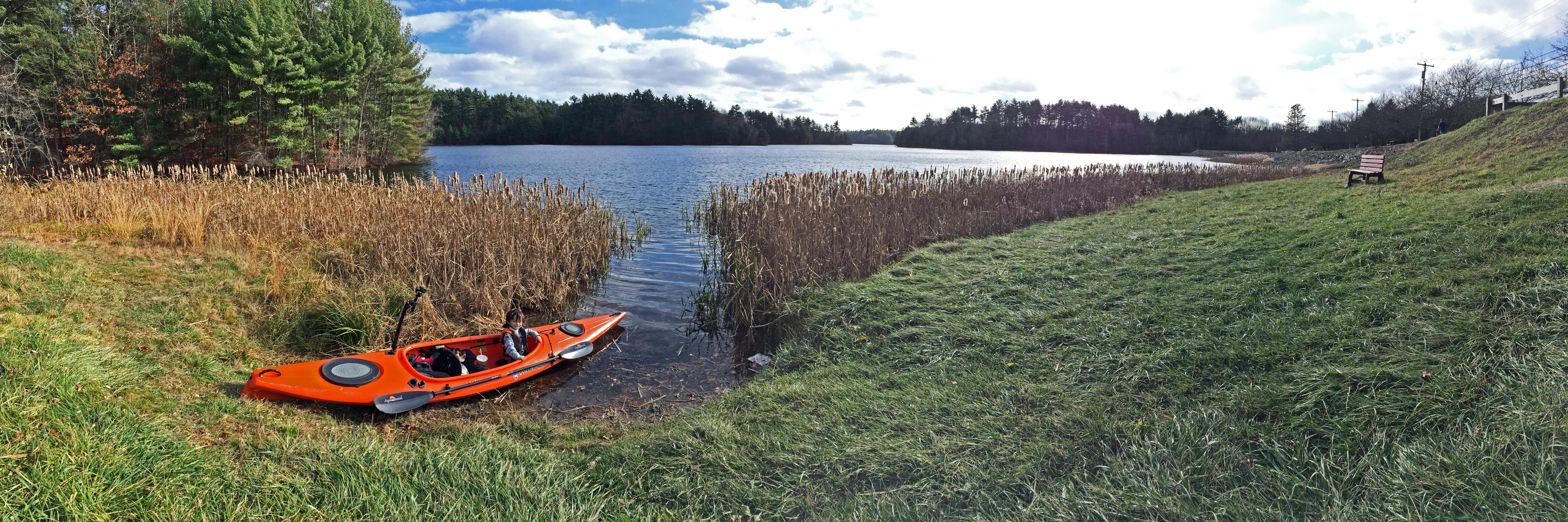 Lake Rico, Taunton MA