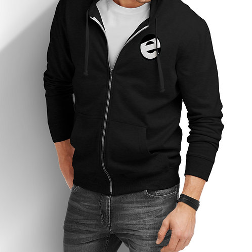 Zip Up Pocket Hoodie