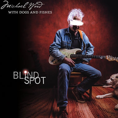 Michael Ward - Blind Spot - CD Package.J