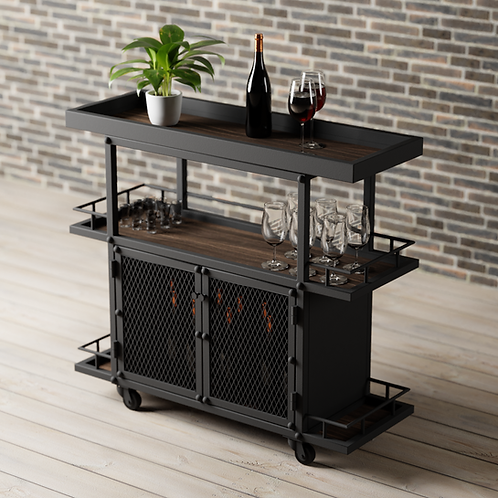 Carrito Bar Stark (100x35)