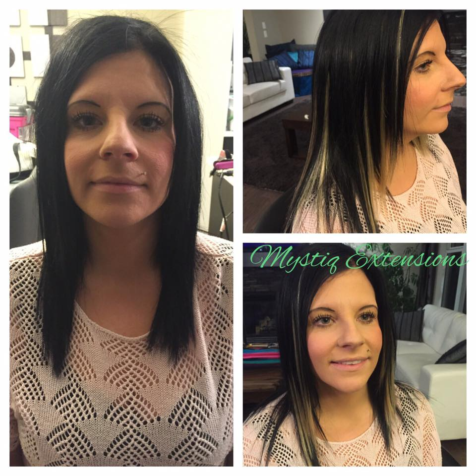 mystiq extensions_airdrie hair extensions_hair extensions calgary (blonde highlights)