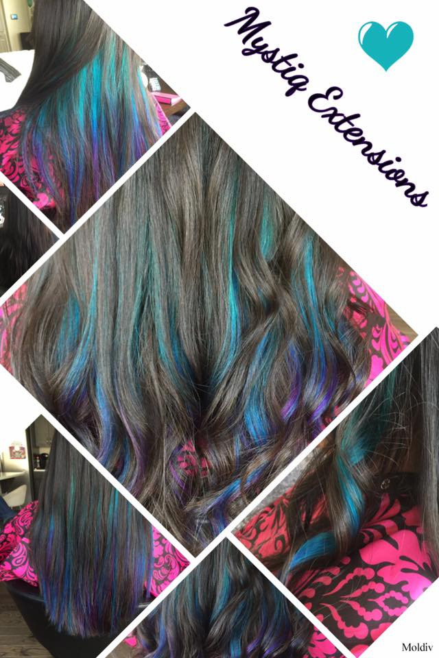 mystiqhairextensions_beautiful mermaid