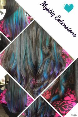 mystiqhairextensions_beautiful mermaid