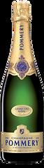 Champagne pommery brut grand cru royal