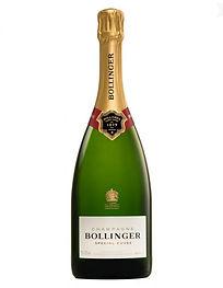 Bouteille Champagne Bollinger Spécial cuvée