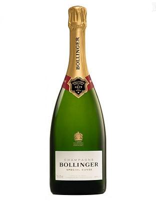 Champagne Bollinger brut Special cuvee
