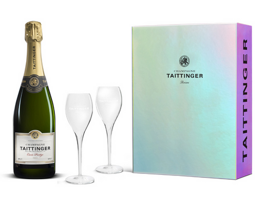 Cadeaux d'affaires : Vous souhaitez offrir du champagne ?