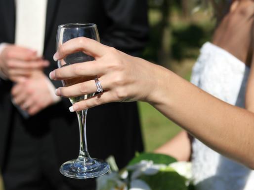 Combien de bouteilles de champagne pour un mariage?