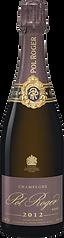 Champagne Pol roger - Rosée