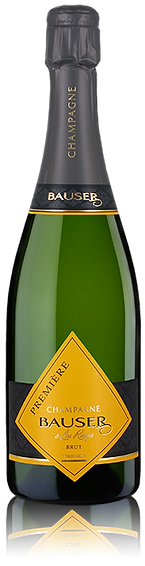Champagne bauser cuvee premiere champagne bauser