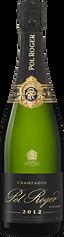 Champagne Pol roger - brut vintage