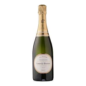 Bouteille champagne laurent perrier la cuvee
