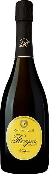 champagne royer nature brut