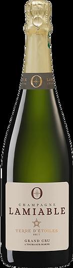 Bouteille champagne lamiable grand cru brut