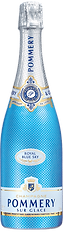 Champagne pommery brut bluesky