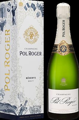 Bouteille Champagne pol roger Brut reserve