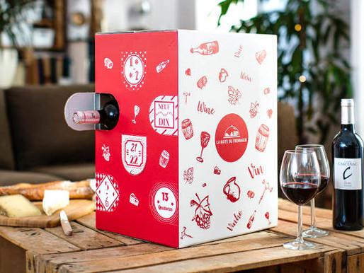 Les calendriers de l'avent alcool : Une idée originale pour préparer les fêtes entre adultes