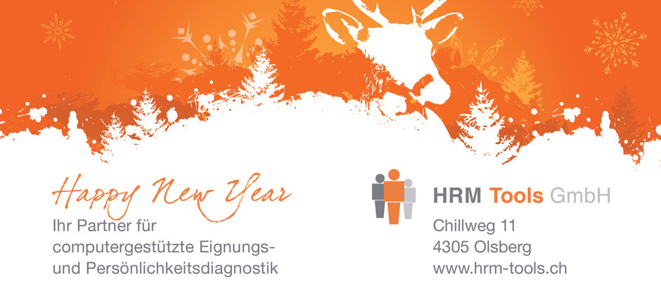 017 - Happy New Year - Happy New Bewerber-Management