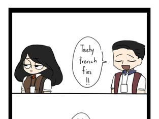 The Flirting