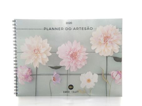 Planner do Artesão 2020