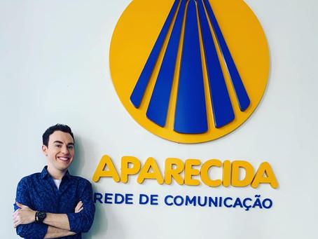 Rogério Chiaravalli de volta à TV Aparecida