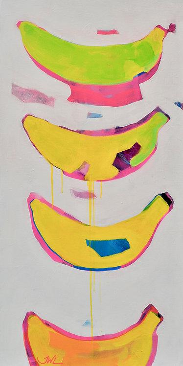 Print | Banana Pool Toy (Study)