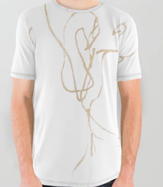 Carrot Top (gold) T-Shirt