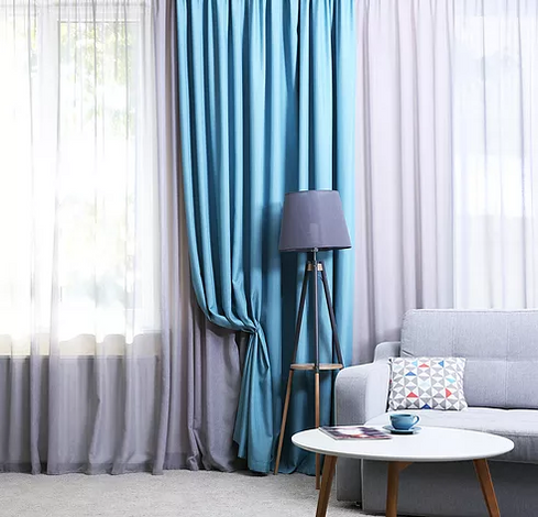 Opulent Fabrics by SkiptonWall in Dubai.