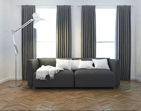 Sleep well with SkiptonWall Blackout Curtains