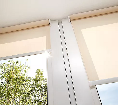 Sunscreen Roller Blinds in Dubai, UAE by SkiptonWall