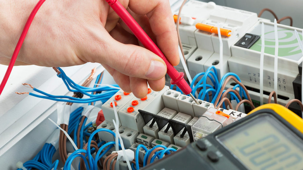 on home wiring service