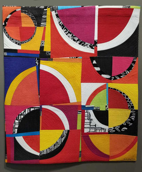 """Time Trials #3         24"""" x 28""""          SOLD"""