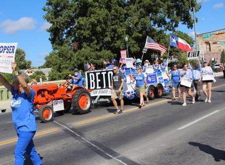 Boerne Labor Day Parade
