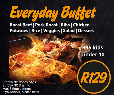 House of Ribs Everyday Buffet