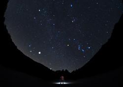 星の谷(冬バージョン)