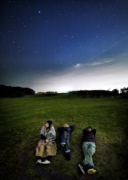 星観る人々