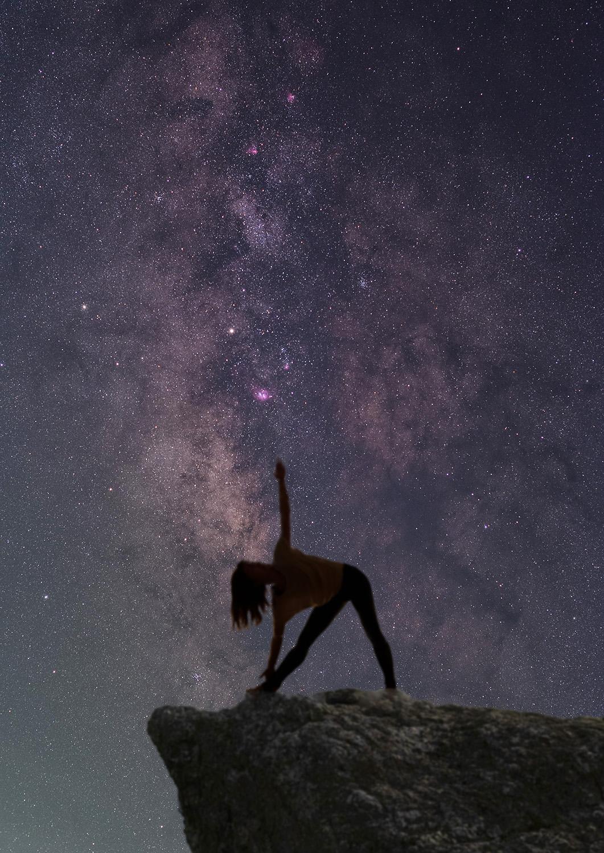銀河と調和