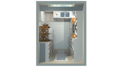 Cozinha PB3D