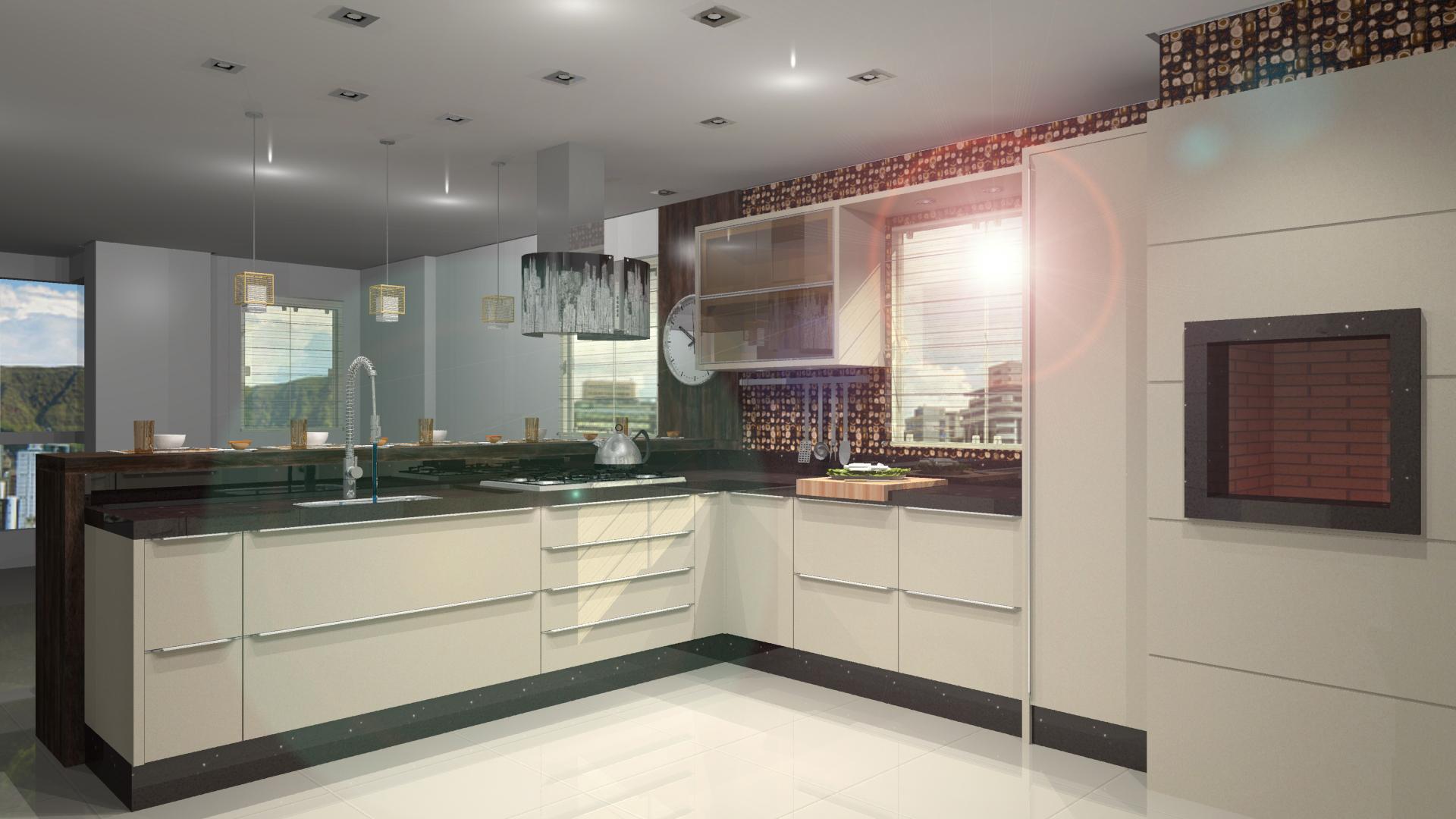 Cozinha 01 - 01