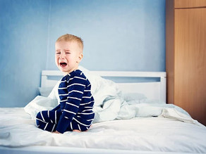 What can you do about your child's sleep anxiety?