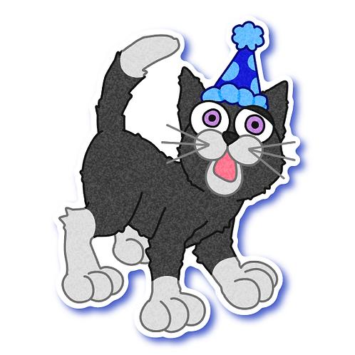 Catz Sticker