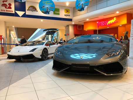GranFiume Motor Show 2019