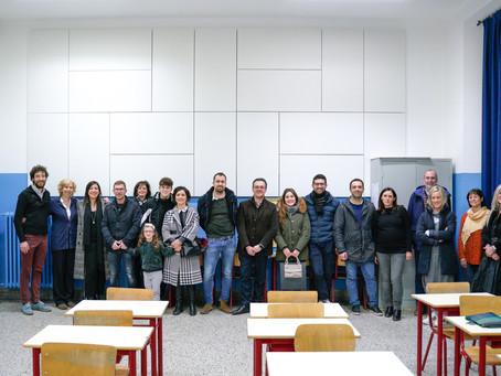 INAUGURATA LA PRIMA AULA FONICA | Valvasone - Scuola elementare