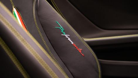 Lamborghini Huracan Performante Spyder -
