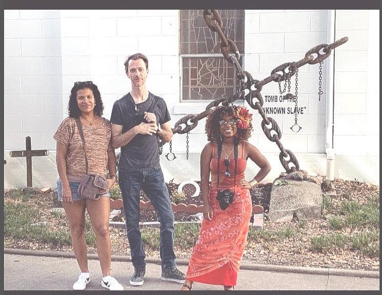 Walking Tour Black Heritage