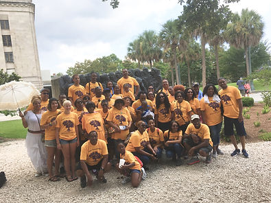 African-American Heritage Family Reunion Jazz Tours. Black Heritage & Jazz New Orleans