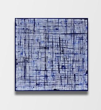 Blue lines.(2015)